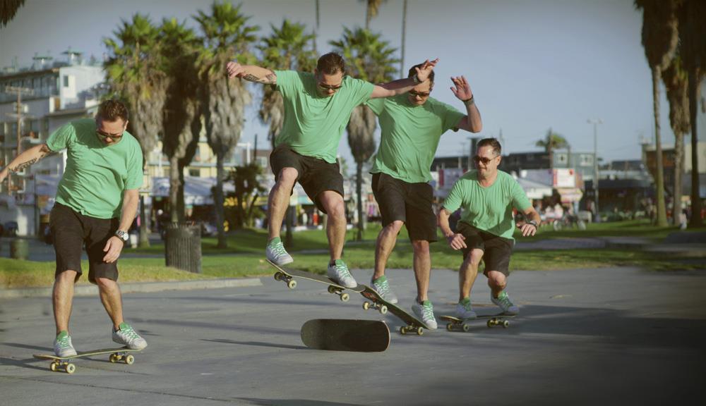 Ollie Venice Skatepark