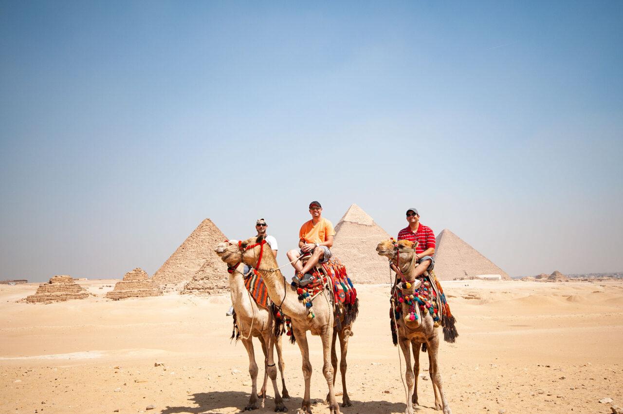 The Great Pyramids Bros