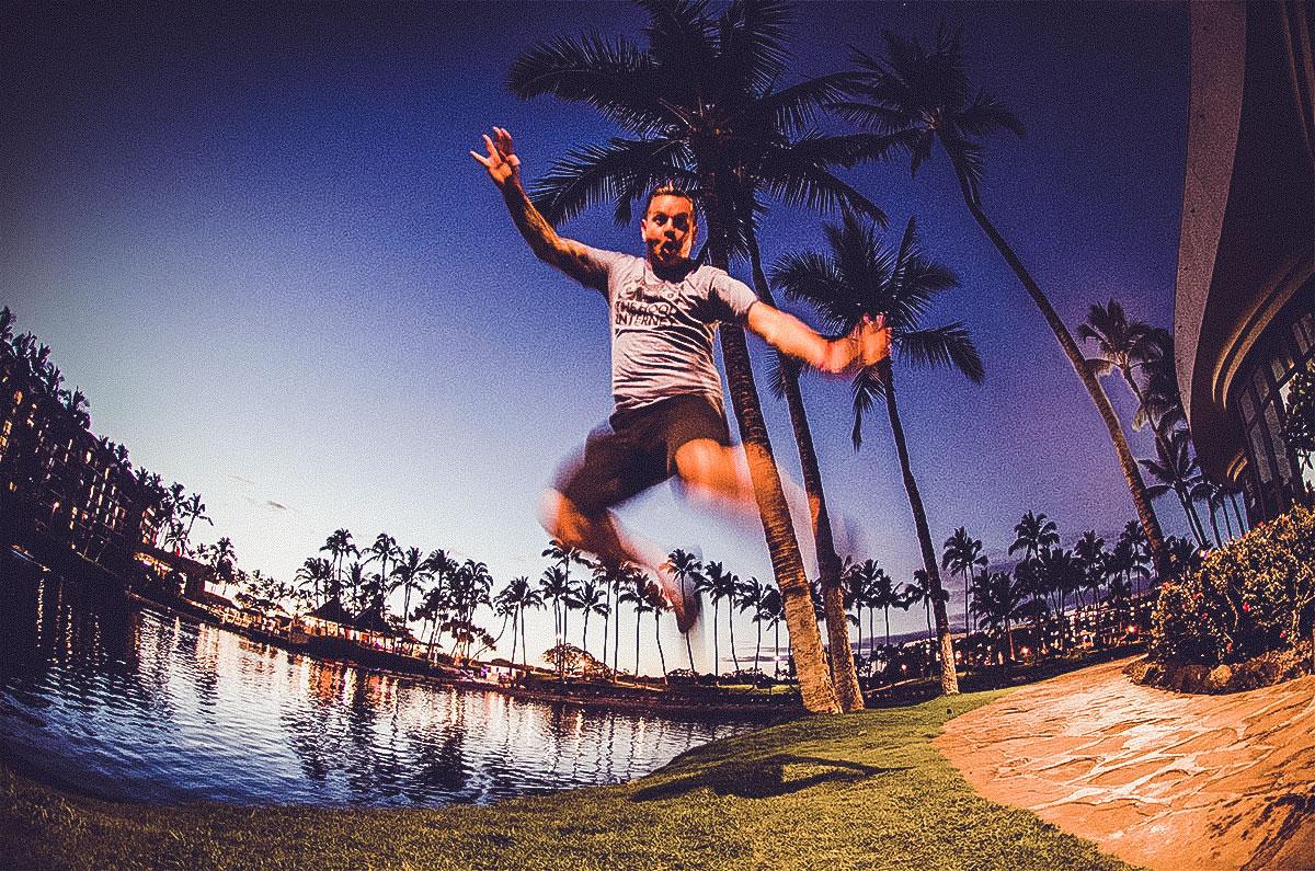 Hawaii Jump