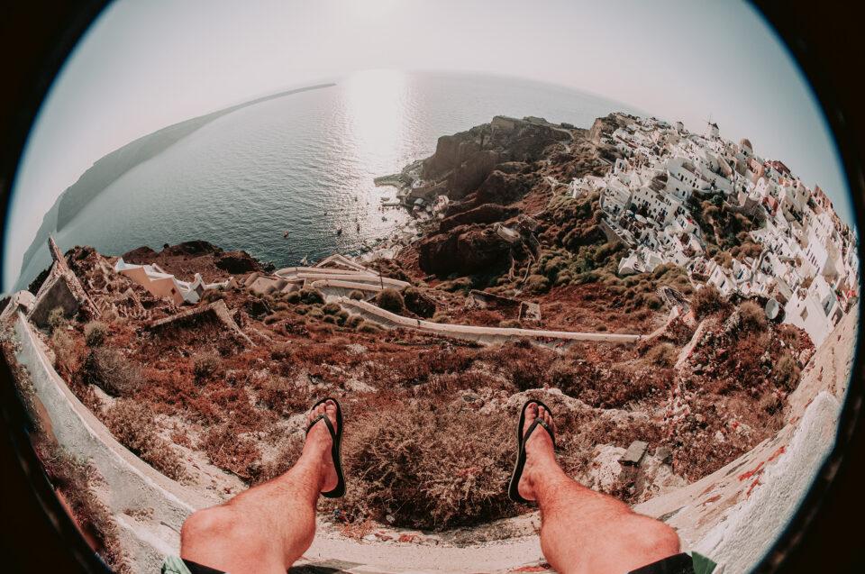 Santorini Legs